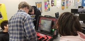 Andes Central School-Virtual Welding Class