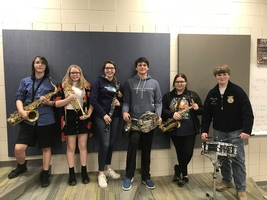 02/19/2019 Instrumental Contest in Chamberlain