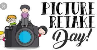 Picture Retakes-October 23rd