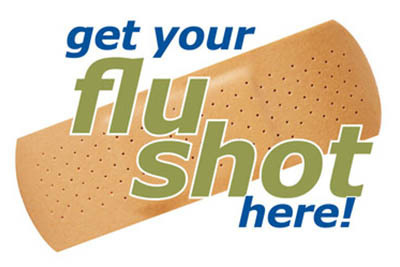 Student Flu Shot forms are due October 30th