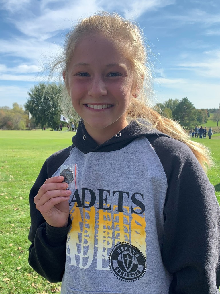 Isabella Brouwer off to State Cross Country