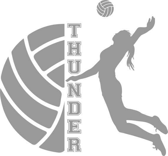 AC/DC Thunder Volleyball Regions 11/04/2019 @ 7pm