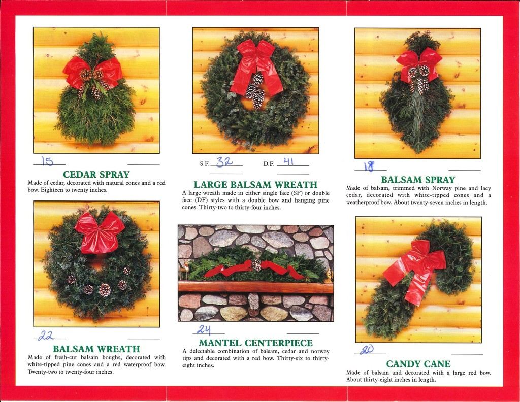 Junior Class Wreath Sales
