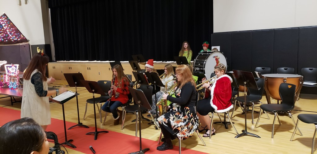 MS/HS Christmas Concert