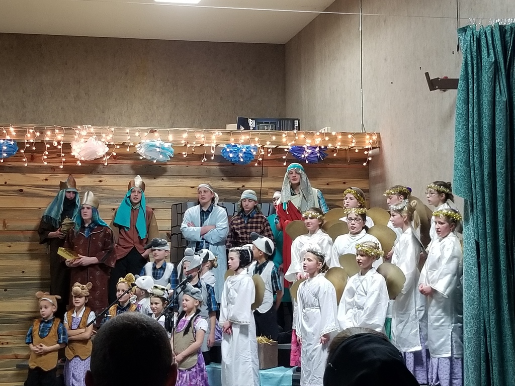 Lakeview Colony Christmas Program
