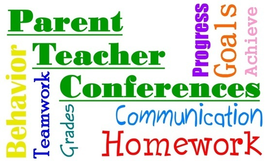 P/T Conferences February 13-14th