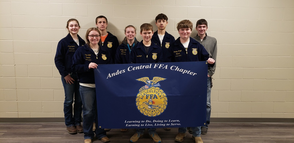 Andes Central FFA Chapter