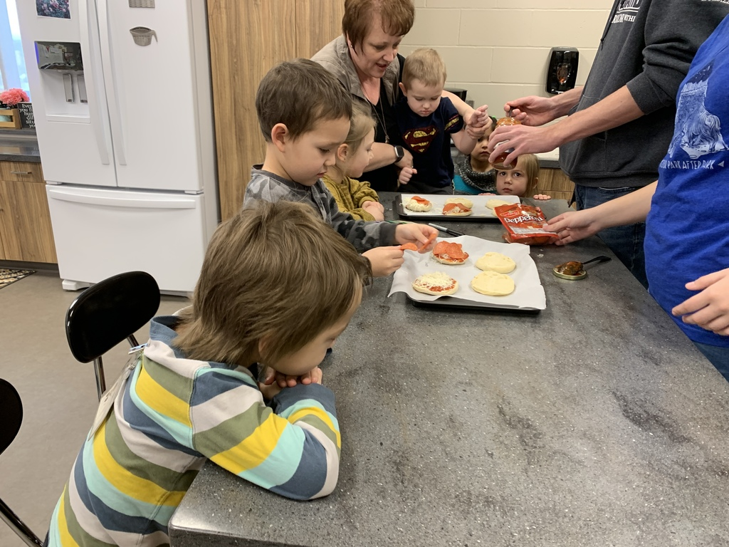 Preschool Pizza Making w/Nutrition & Wellness Class