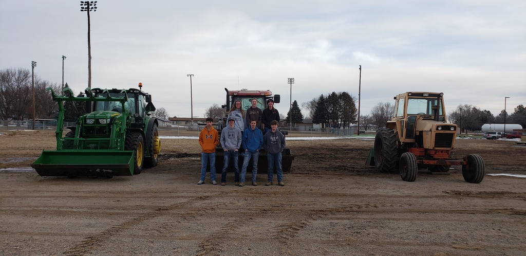National FFA Week-Drive your Tractor to School
