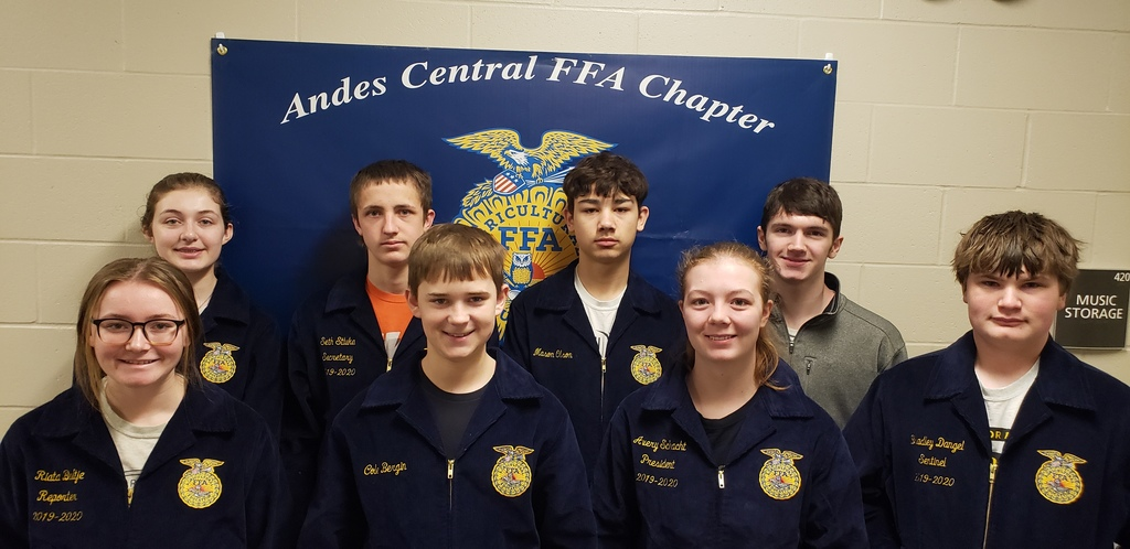 National FFA Week-FFA Jacket Day