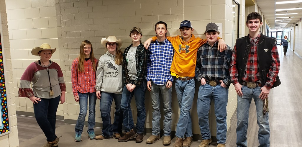 National FFA Week-Western Day