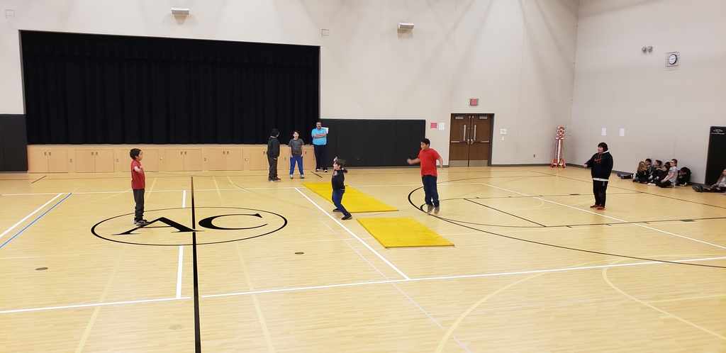 5th Grade Jump Rope Assembly