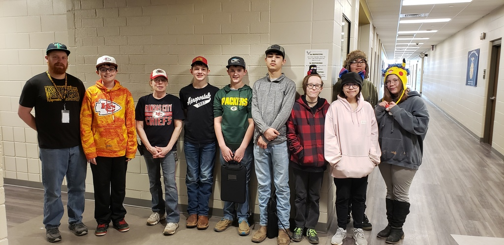 FFA Week-Hat Day