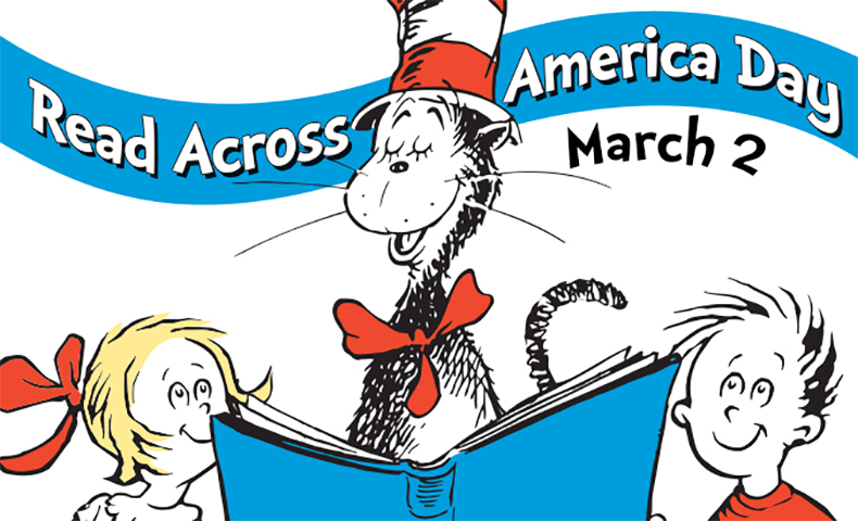 Read Across America Day-March 2, 2020