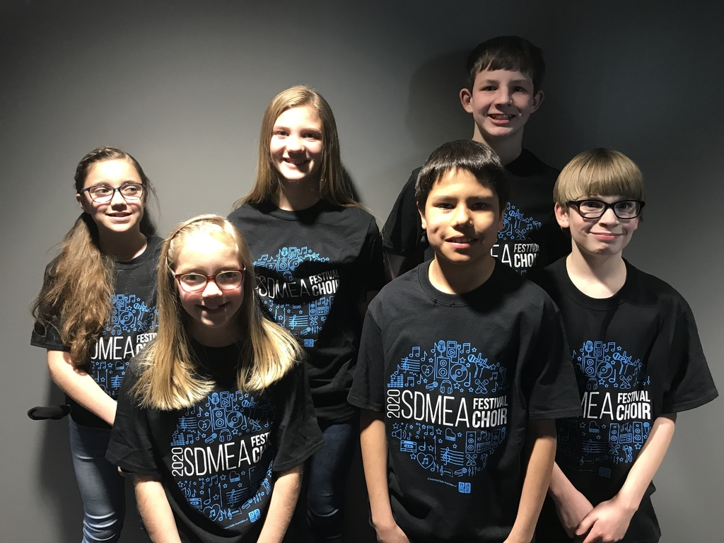 4th-6th Grade Choir Festival in Mitchell