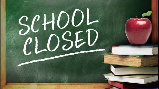 School Closed March 16-20, 2020
