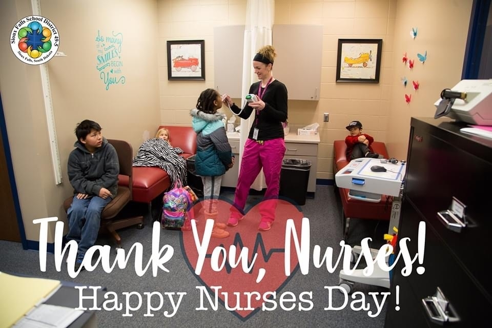 Thank you Nurse Terri!
